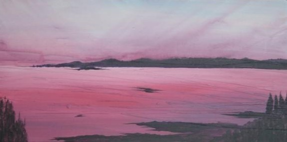 pink sunset - Click to make an enquiry