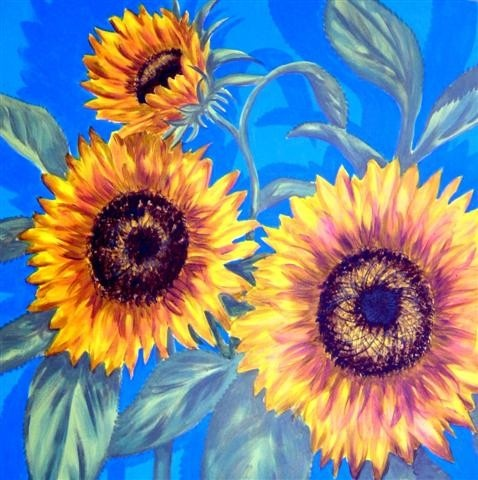 Sunflowers - Click to make an enquiry