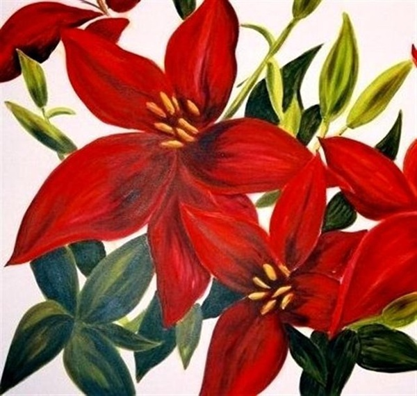 red lily - Click to make an enquiry