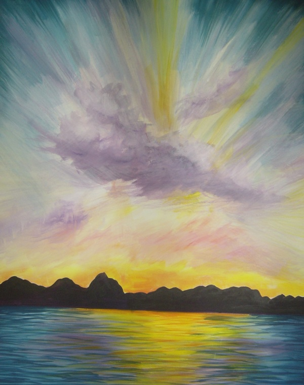 Red Sea Sunset - Click to make an enquiry